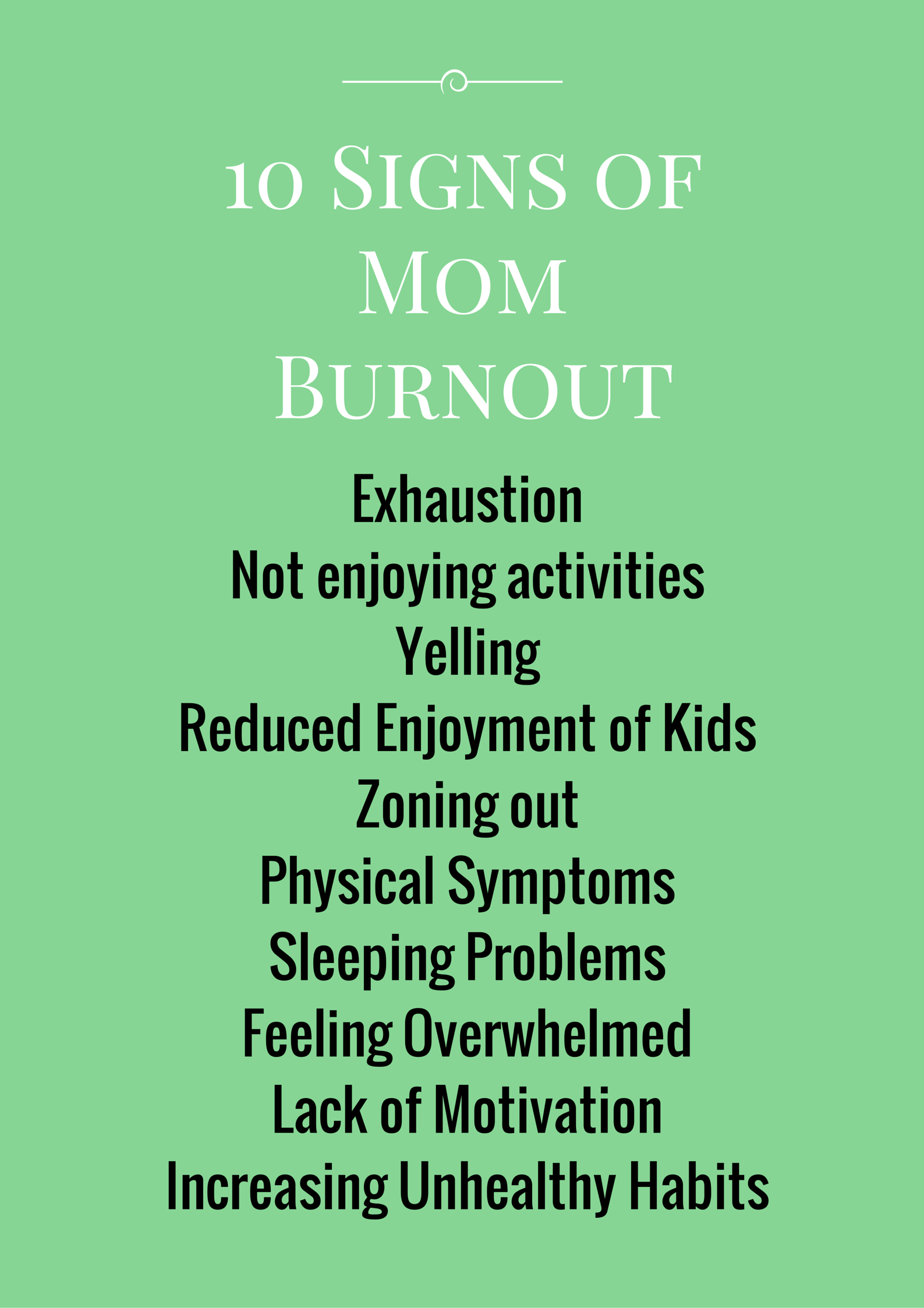 signs of mom burn out jlf counseling services blog uncategorized burn out mental health mom postpartum therapists 1 2015 by jessica fowler lcsw 0 comments